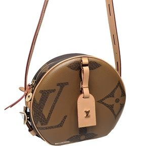Louis Vuitton Giant Monogram Boite Chapeau Souple